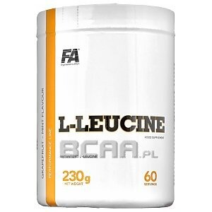Fitness Authority L-Leucine 230g [promocja] 1/1