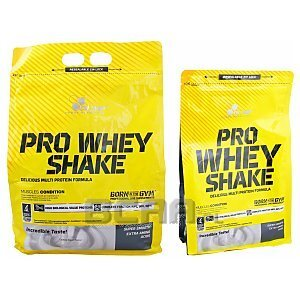 Olimp Pro Whey Shake 2270g+700g 1/3