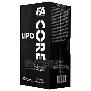 Fitness Authority Lipo Core 90tab. [promocja] 1/3