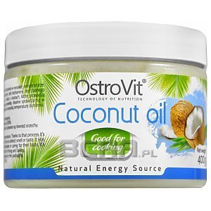 OstroVit Coconut Oil 400g 1/1