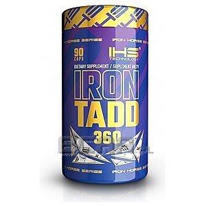 Iron Horse Series Iron TADD 360 90kaps. 1/1