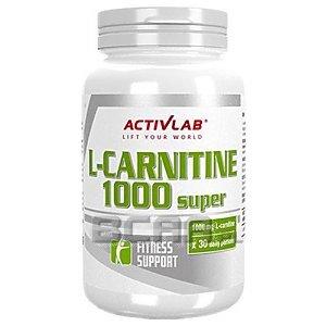 Activlab L-Carnitine 1000 30kaps. 1/2