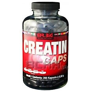 Mr. Big Creatine Caps 200kaps. 1/1