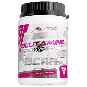 Trec L-Glutamine Powder 500g 1/1