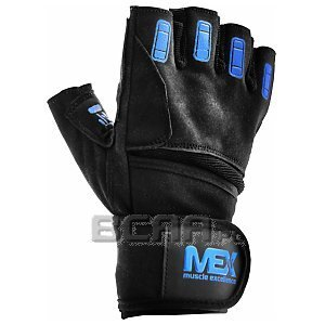 Mex Rękawiczki z usztywnieniem Gel Grip Men's Gloves  1/2