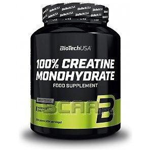 BioTech USA 100% Creatine Monohydrate 1000g [słoik] 1/1