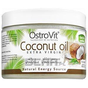 OstroVit Coconut Oil Extra Virgin nierafinowany 400g 1/1