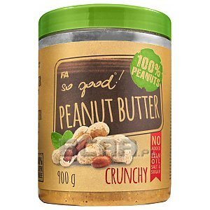 Fitness Authority So Good! Peanut Butter Crunchy 900g [promocja] 1/1