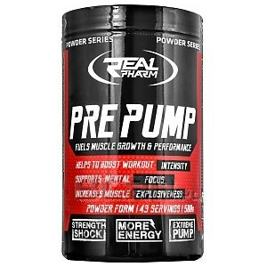 Real Pharm Pre Pump 500g 1/1
