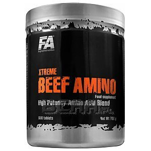 Fitness Authority Xtreme Beef Amino 600tab. 1/1