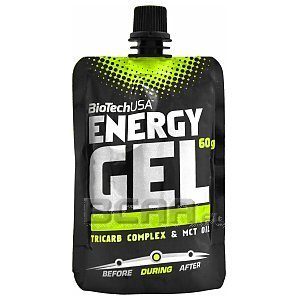 BioTech USA Energy Gel 60g 1/1