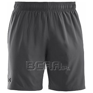 Under Armour Spodenki Męskie Heatgear® Mirage Short 8'' 1240128-040 jasnoszary 1/5