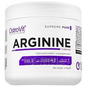 OstroVit Supreme Pure Arginine 210g 1/2
