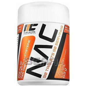 Muscle Care NAC 90tab. 1/2
