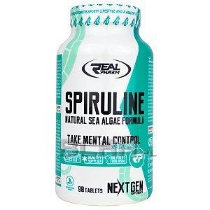 Real Pharm Spirulina 90tab. 1/1