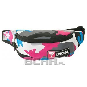 Trec Wear Bumbag Sport TrecGirl 009 Pink White 1/1