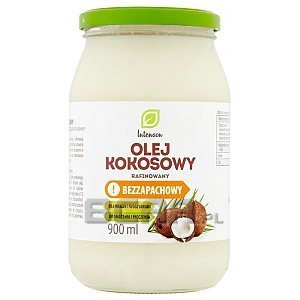 Intenson Olej kokosowy rafinowany 900ml 1/1