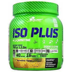 Olimp Iso Plus Sport Drink Powder 700g 1/2