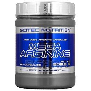 Scitec Mega Arginine 140kaps. 1/1