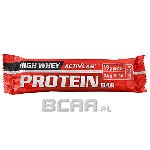 Activlab High Whey Protein Bar 80g 1/2