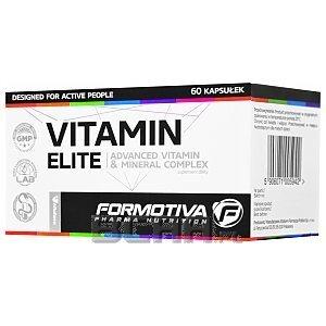 Formotiva Vitamin Elite 60kaps. 1/2