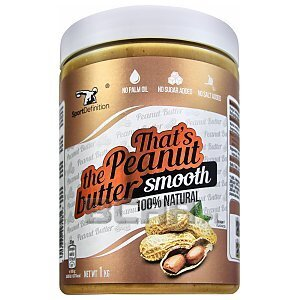 Sport Definition That's The Peanut Butter Smooth 1000g 1/2