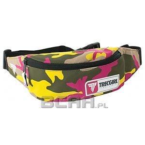 Trec Wear Bumbag Sport TrecGirl 010 Pink Yellow 1/1
