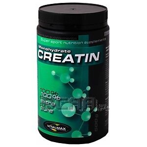 Vitalmax Monohydrate Creatin Mikro 250mesh 300g [promocja] 1/1