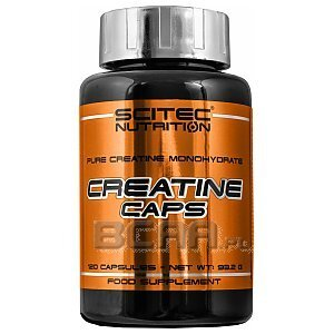 Scitec Creatine Caps 120kaps 1/1