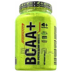 4+ Nutrition Instant BCAA+ 500g 1/2