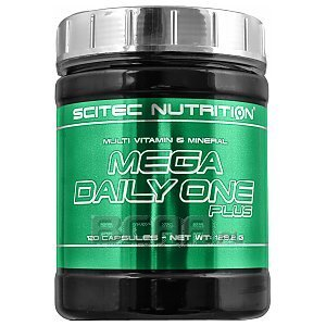 Scitec Mega Daily One Plus 120kaps. 1/1