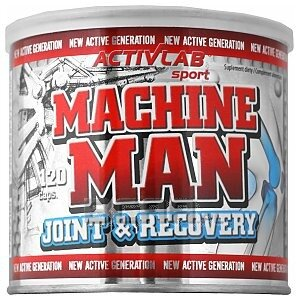 Activlab Machine Man Joint & Recovery 120kaps. 1/1