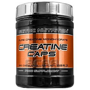 Scitec Creatine Caps 250kaps 1/1