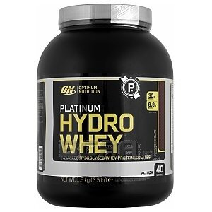 Optimum Nutrition Platinum HydroWhey 1590-1600g 1/1