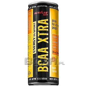 Activlab BCAA Xtra Energy Drink in Sport 250ml 1/1