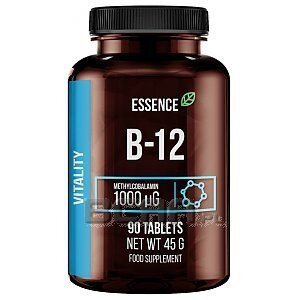 Essence Nutrition B12 Methylcobalamin 90tab. 1/2