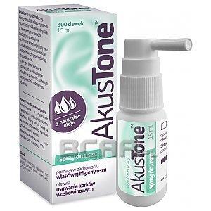 AkuStone Spray do uszu 15ml 1/1