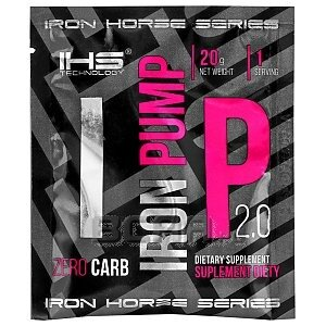 Iron Horse Series Iron Pump 2.0 20g 1/1