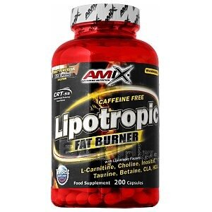Amix Lipotropic 200kaps. 1/1