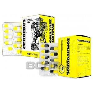 Iridium Labs Somatodrol + Cerberus 60kaps. + 60kaps. 1/1