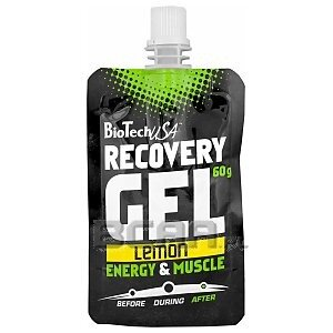 BioTech USA Recovery Gel 60ml 1/1