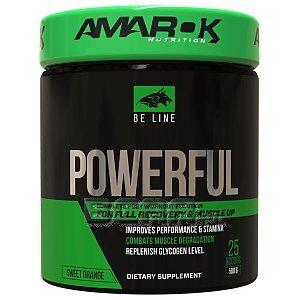 Amarok Nutrition Be Powerful 500g 1/2