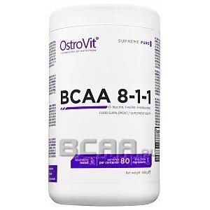 OstroVit Supreme Pure BCAA 8:1:1 400g [promocja] 1/2