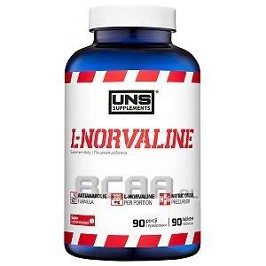 UNS L-Norvaline 90tab. 1/1