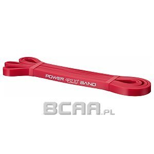 4FIZJO Taśma Power Band Czerwona 13mm 1/1