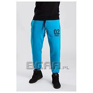 Trec Wear Spodnie Pants 033 Sea Blue 1/2