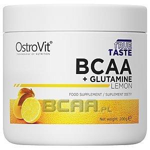 OstroVit BCAA + Glutamine 200g [promocja] 1/1