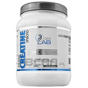 Gen Lab Pure Creatine Micro 500g 1/1