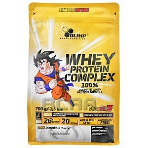 Olimp Whey Protein Complex 100% Dragon Ball Z Limited Edition 700g 1/2