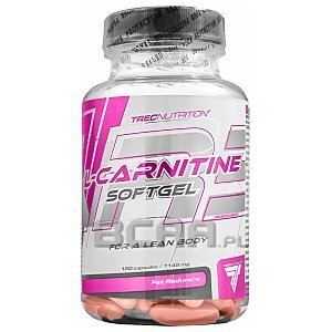 Trec L-Carnitine Softgel 120kaps. 1/1